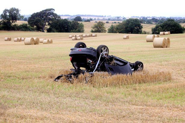 harvester-crash