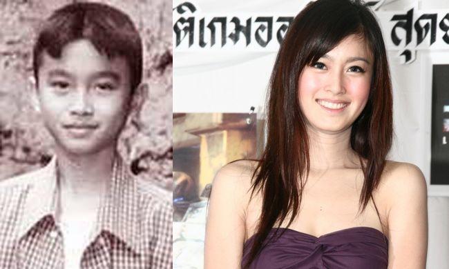 Monika- pirms un pēc dzimuma maiņas operācijas