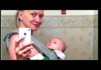 Viņa uzņēma piemīlīgu selfiju ar savu mazuli, neko nezinot par traģēdiju, kas sekos tikai pēc dažām stundām…