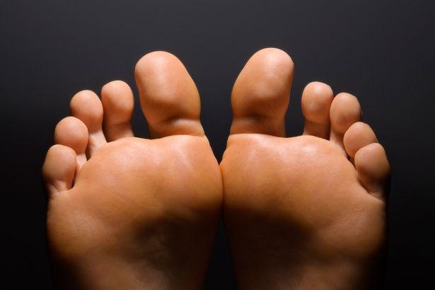 hairy toe story