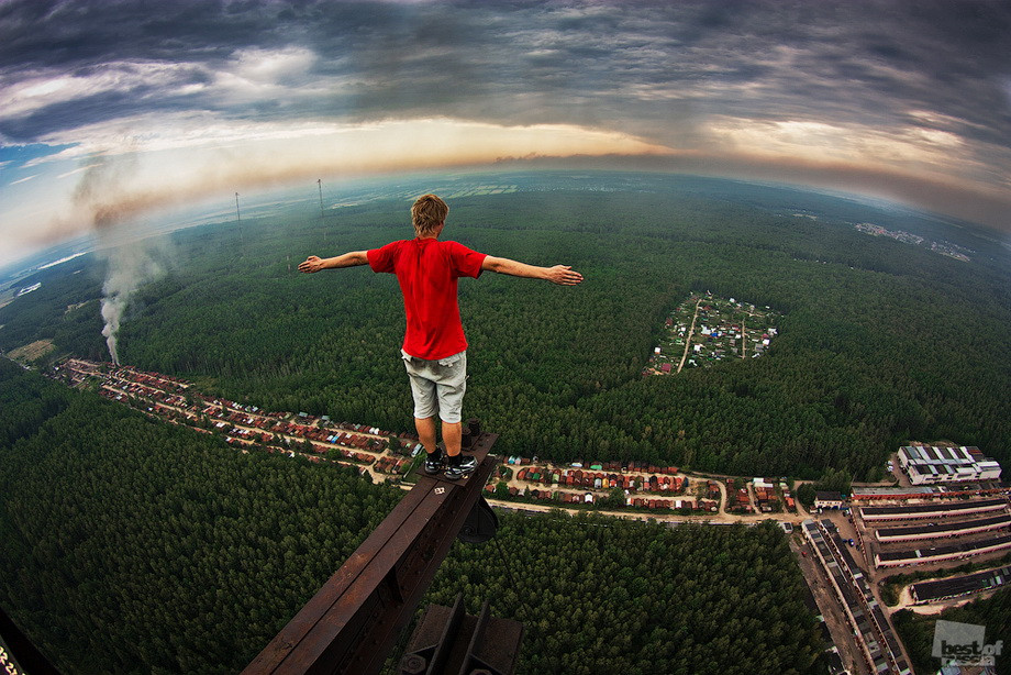 Standing-on-the-edge