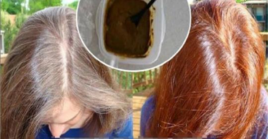 """Dabīgas matu krāsas """"recepte"""", ko pagatavot mājas apstākļos! Arī vīriešu matiem sniegs dabisku efektu!"""