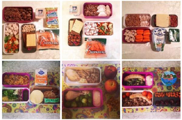 Ēšanas plāns un piemēri tiem, kas caurām dienām ir darbā. Pagatavo maltītes vairākām dienām uz priekšu un ņem līdzi!