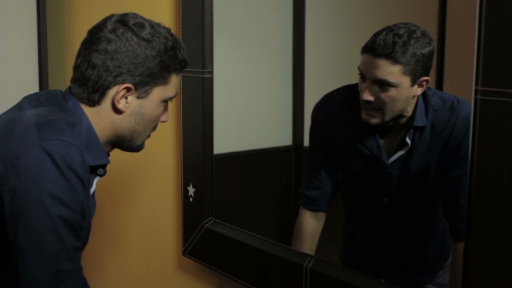 Spoguļa paņēmiens pašapziņas pieaugumam. Ko ir jāsaka savam spoguļattēlam?