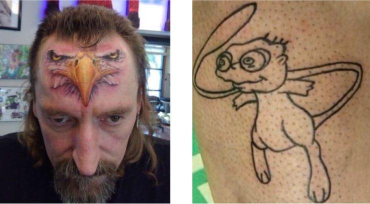 """20 tetovējumi, par kuriem var teikt: """"Tāda nav nevienam!"""" un sākt raudāt (FOTO)"""