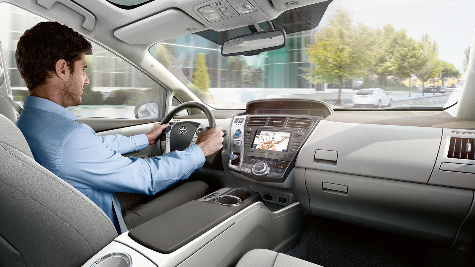 Toyota ar Safety Sense un Tavs auto būs pasargāts!