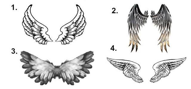 """Izvēlies tos spārnus, kuri tev pirmie """"iekrita acīs"""" un uzzini, kurš no sargeņģeļiem ar tevi strādā"""