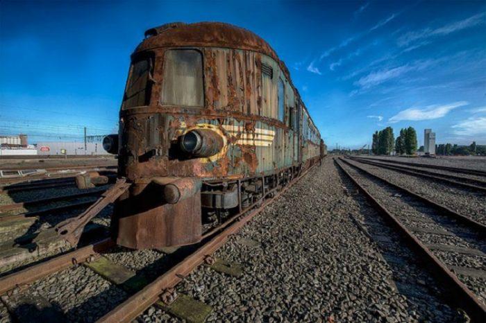 """Lūk, kā patiesībā no iekšpuses izskatījās """"The Grand Orient Express"""" luksus vilciens no 19. gs. beigām (FOTO)"""