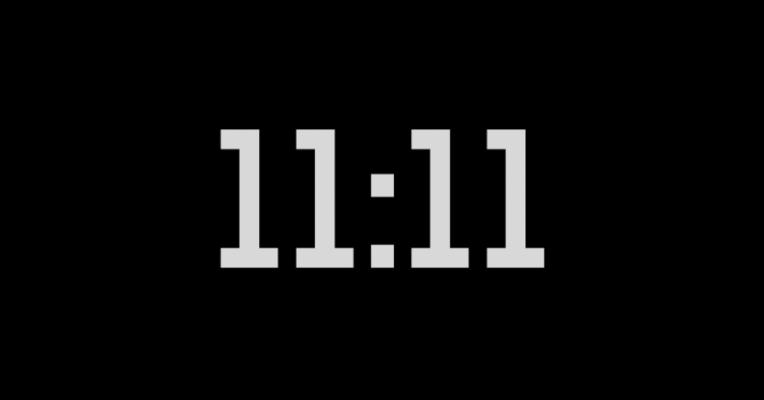 Ar ko šis pulksteņlaiks ir tik īpašs un ko nozīmē tas, ja esi ieskatījies pulkstenī tieši šajā laikā?
