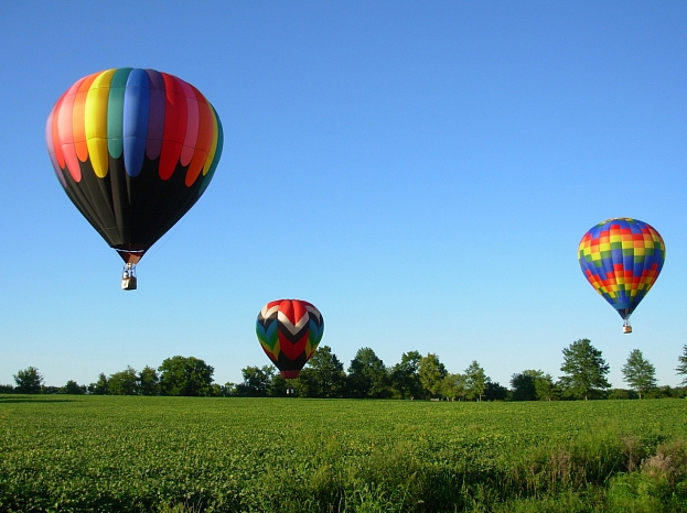 """Saldū norisināsies krāšņs gaisa balonu festivāls """"Saldus 2018"""""""