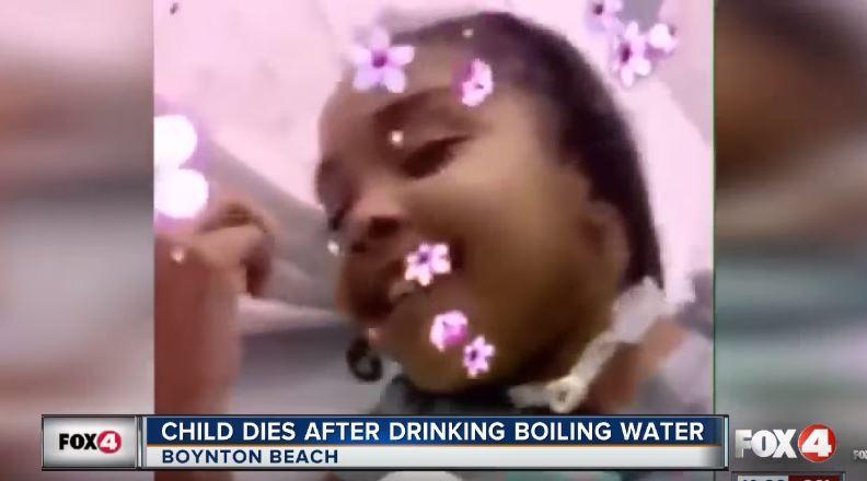 """Meitenītei spēlējot """"patiesība vai risks"""" nākas iedzert vārošu ūdeni – iznākums letāls"""