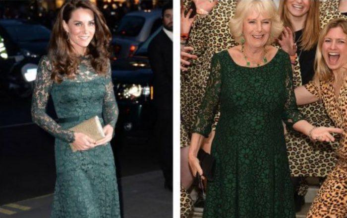 Keitu apsūdz stila kopēšanā no gados stipri vecākām dāmām (FOTO). Kāpēc gan hercogiene ģērbjas savam vecumam nepiemēroti?