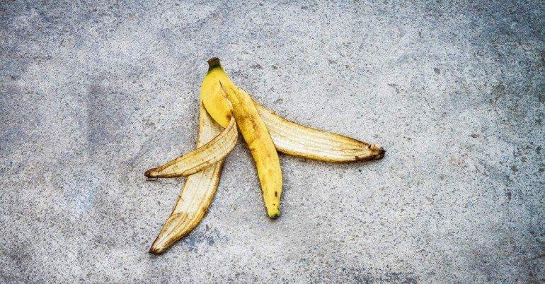 Lūk, kam noderēs banānu mizas! Kad šo izlasīsi, tad tās arī vairs ārā nemetīsi!