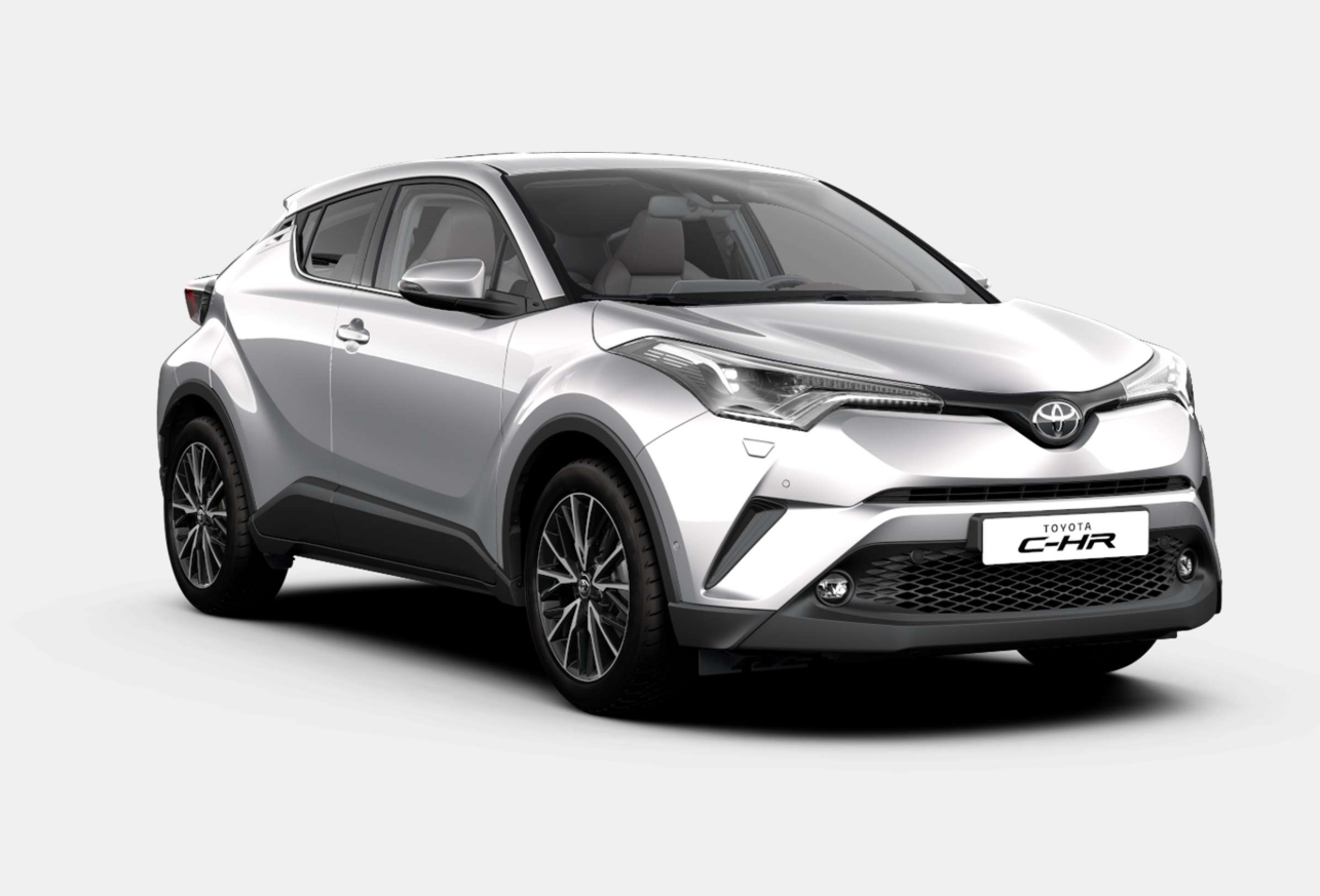 Toyota C-HR nosaka trendu