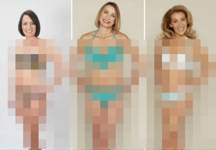 """Dāmas, mēs vīrieši, blakus sev vēlamies redzēt šādas sievietes – dabiskas arī """"labākajos gados"""" (FOTO)"""