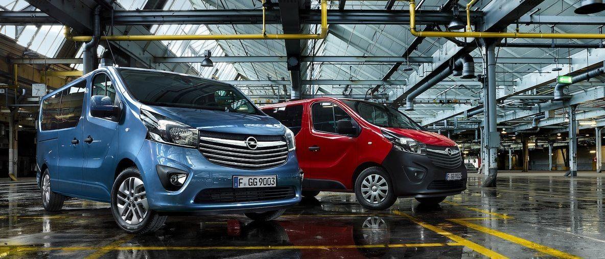 Opel Vivaro Combi+ ir gatavs iepazīšanai