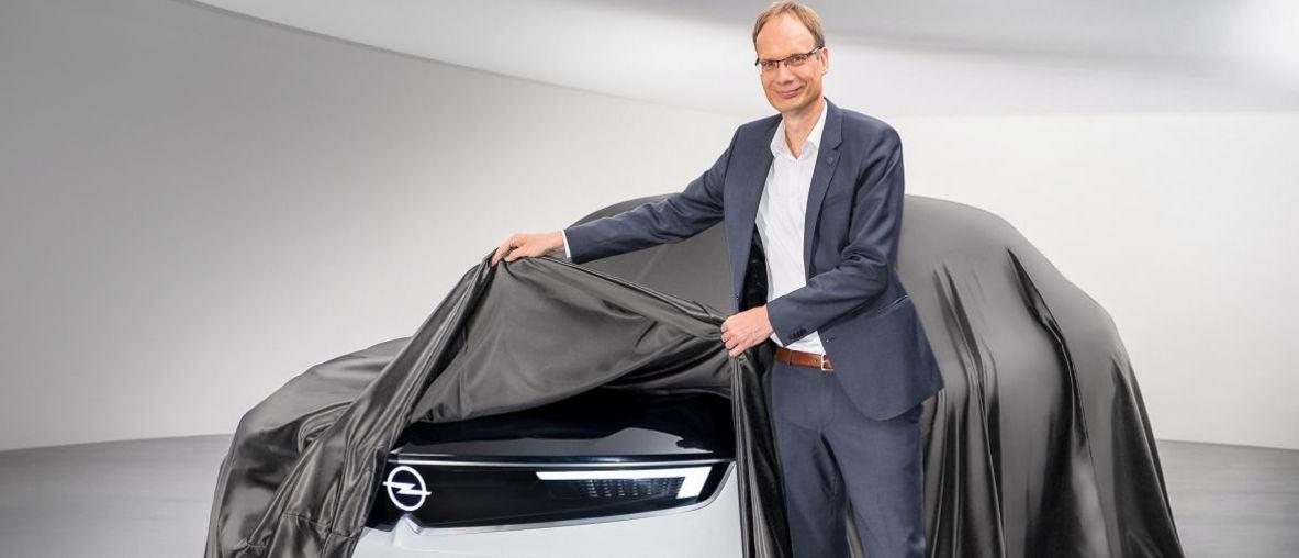 Opel jaunā seja: pirmais ieskats Opel GT X Experimental