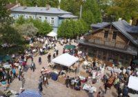 Ikgadējais Itāļu tirgus Kalnciema kvartālā 29.septembrī