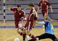 Latvija 2019. gadā uzņems Eiropas U-19 čempionātu telpu futbolā
