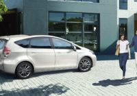 Automobilis, kas izceļas – Toyota Prius+