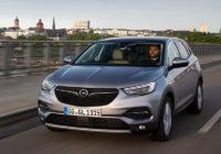 Jaudīgāks Opel Grandland X ar jaunu turbo motoru