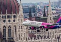 Wizz Air saņem visaugstāko drošuma novērtējumu no Airlineratings.com