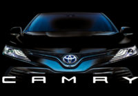 Pilnīgi jaunais Toyota Camry Hybrid