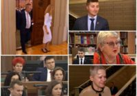 Eksperte izvērtē, kā ģērbjas jaunās Saeimas deputāti; Kundze mazliet sajaukusi situāciju