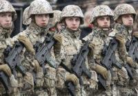 """Nacionālo bruņoto spēku karavīri un militārā tehnika Vācijā piedalās militārajās mācībās """"Combined Resolve XI"""""""