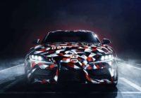 Jaunā Toyota Supra (VIDEO)