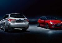 Toyota Corolla Hybrid jaunais laikmets