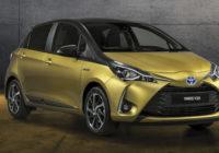Iepazīsti Toyota Yaris modeļus