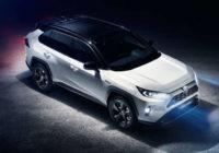 Pilnīgi jaunais Toyota RAV4. Nekādu kompromisu.