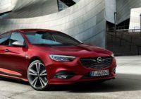 Jaunais Opel Insignia Grand Sport