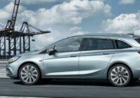 Opel Astra Sports Tourer dizains