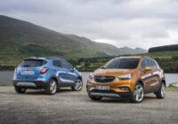 Opel Mokka X dizains