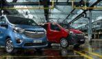 Opel Vivaro Combi dizains