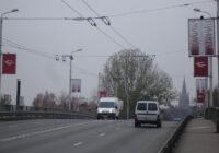 Valsts policija paziņojusi kad beidzot satiksmei tiks atvērts Deglavas tilts