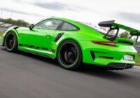 Goodyear rada riepu īpaši Porsche 911 GT2 RS un GT3 RS