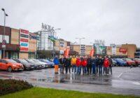 14 jaunākie automobiļi uz starta Latvijas Gada auto 2020 rudens testā