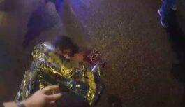 """VIDEO: policija """"aizmirst"""" mātei pateikt, ka notriekts viņas dēls; Mēs noskaidrojām notikuma detaļas"""