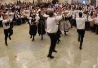 VIDEO: Noskaties, kā vācieši izpilda latviešu deju Sudmaliņas; Viņi ieguva 1. vietu un izpelnījās sajūsmas saucienus
