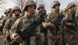 ASV bāzēts fonds rekomendē Latvijā ieviest 2 gadu obligāto militāro dienestu; Lūk kāda ir Latvijas valsts pozīcija