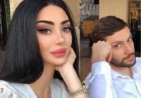 Lūk, kāda meita ir Gruzijas skaistākajam pārim