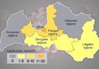"""""""Covid-19"""" izplatības mazināšana Latvijā: noteikti vēl stingrāki ierobežojumi"""