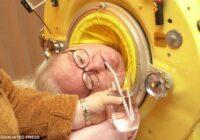 Marta Meisone – sieviete, kura 60 gadus dzīvoja kapsulā