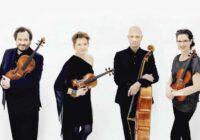 """Izsmalcinātais stīgu kvartets """"Artemis"""" no Berlīnes ar koncertiem viesosies Liepājā un Jūrmalā"""