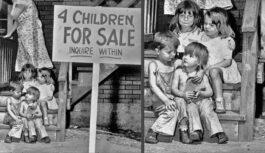 """""""Pārdošanā ir četri bērni"""": kā izvērtās bērnu dzīve, kurus 1948. gadā pārdeva miesīgā māte"""