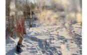 VIDEO: Kad Latvijā ārā -16 grādi, tad var izdarīt šādi