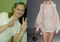 No klimpiņas par supermodeli: kā zaudēt 35 kg un kļūt par Armani un Dior modeli